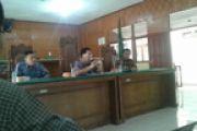 Pembinaan Ketua Pengadilan Tinggi Pekanbaru Bpk. I Putu Widnya, SH, MH.