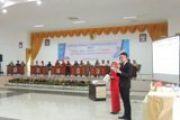 PN Tembilahan mengikuti Cerdas Cermat Perbendaharaan di KPPN Rengat