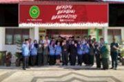 Upacara Memperingati Hari Lahir Pancasila di Pengadilan Negeri Tembilahan Kelas II